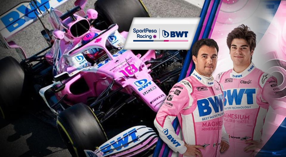 SporPesa Racing Point F1 Team