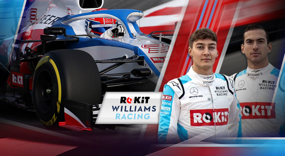 ROKIT WILLIAMS RACING