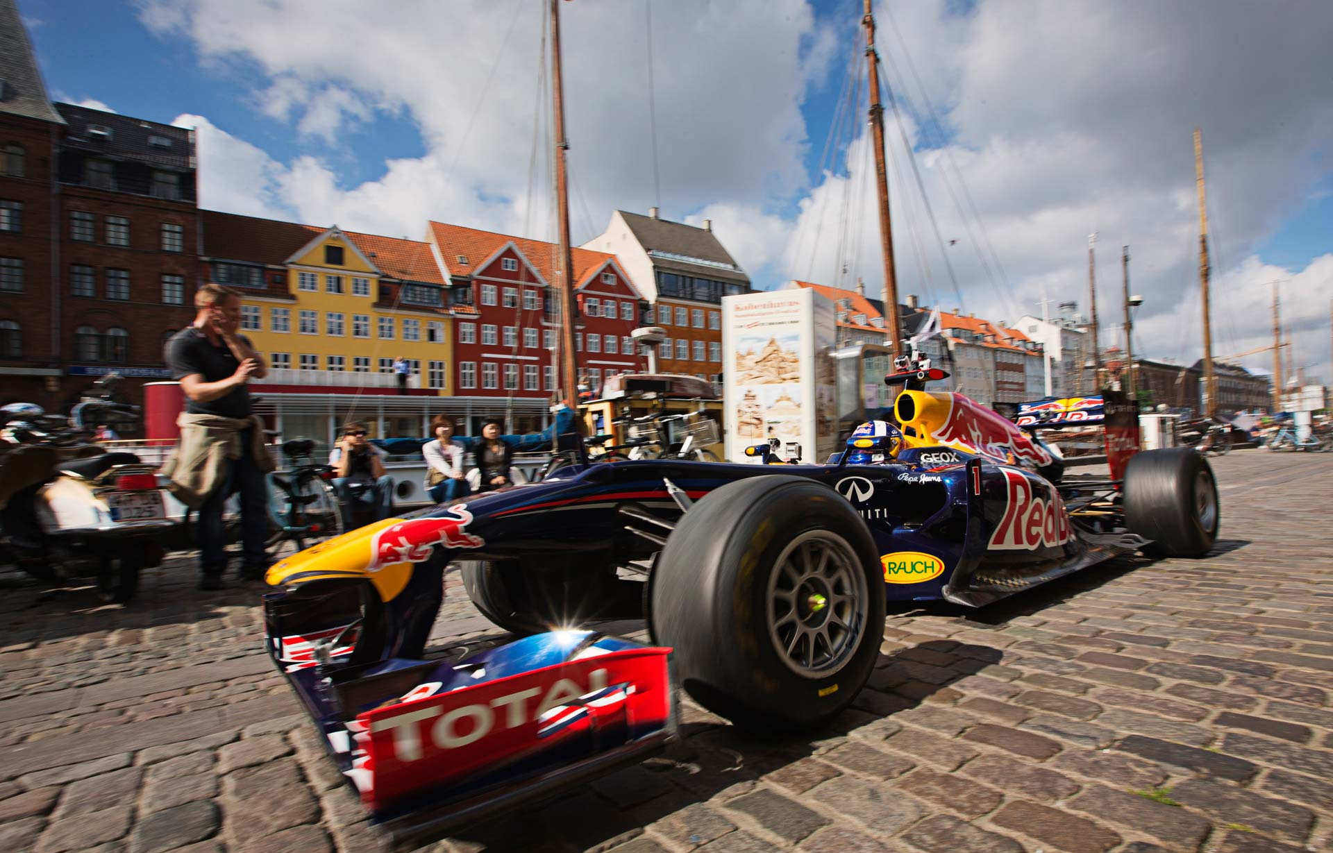 Copenhague quiere tener F1