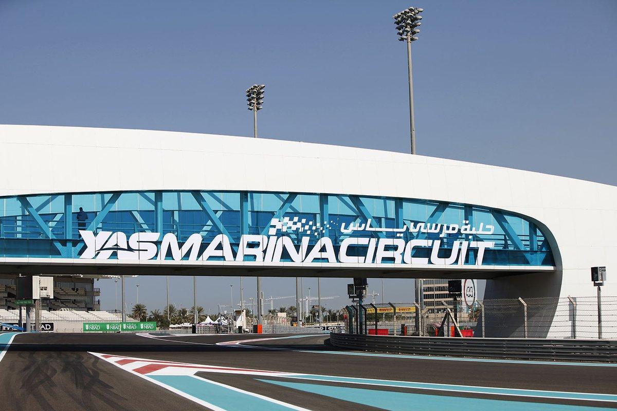 Abu Dhabi GP: Jueves