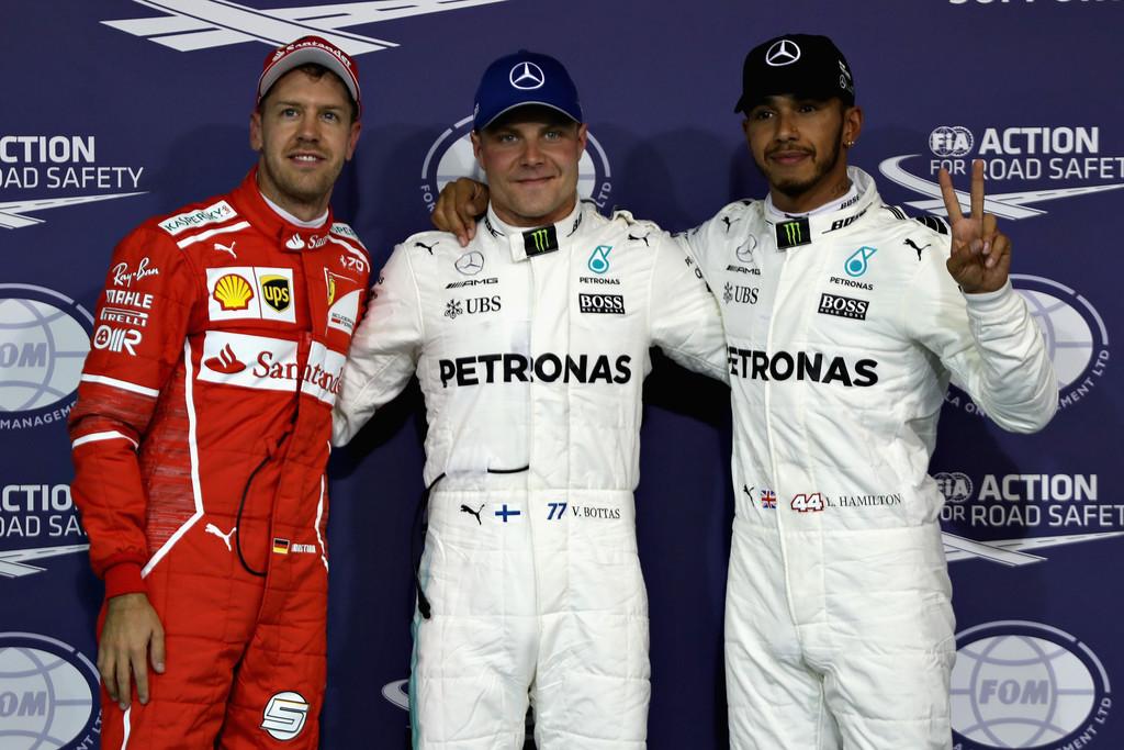 Abu Dhabi GP: Sabado en Fotos