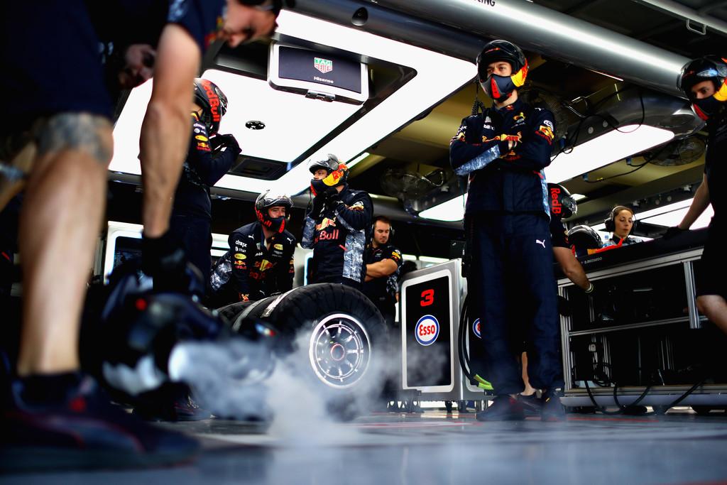 Penalizaciones para Ricciardo, Gasly y Hartley