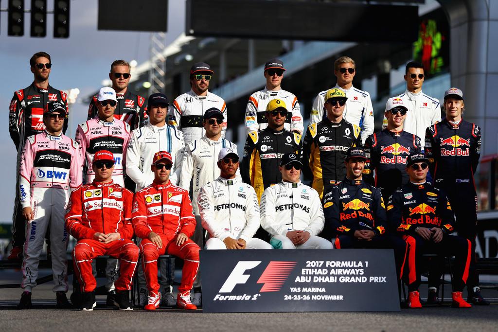 Abu Dhabi GP: Domingo en Fotos