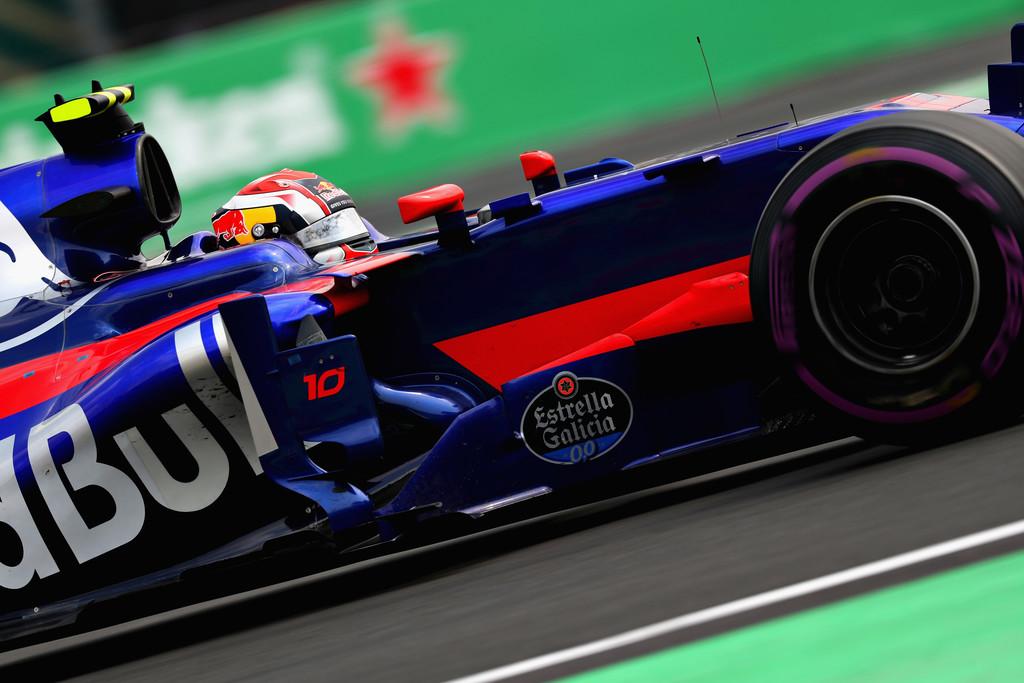 Posibles penalizaciones para Toro Rosso