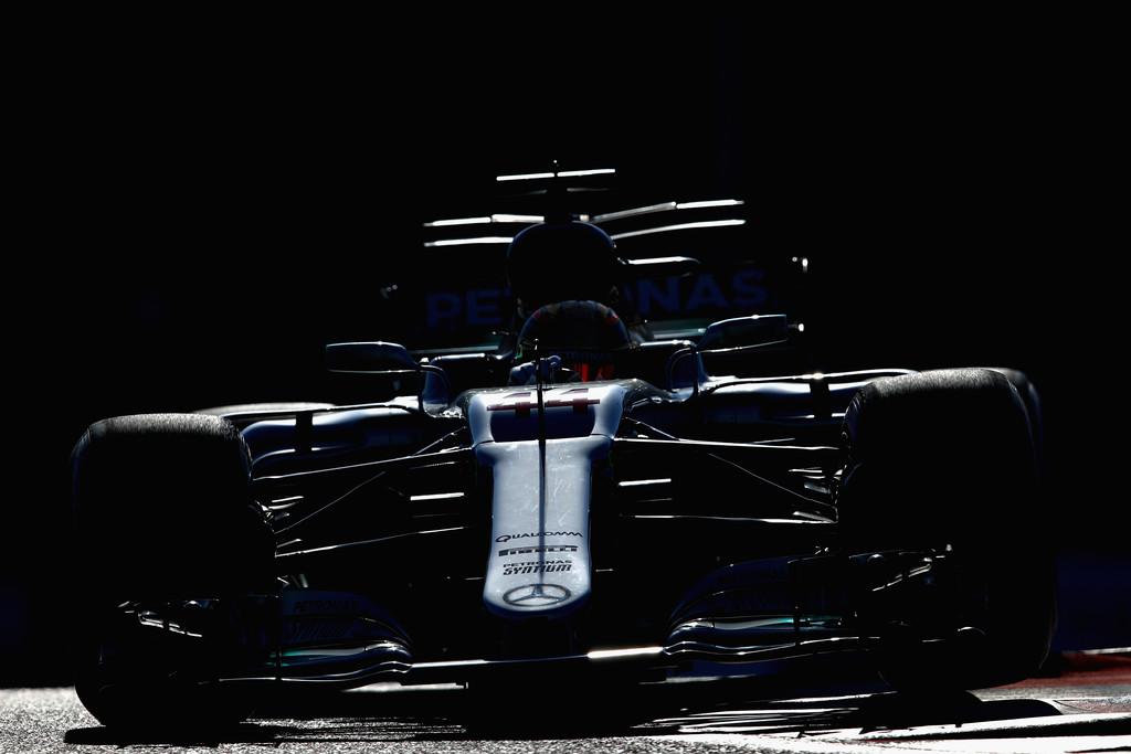 Práctica libre 3 para Mercedes