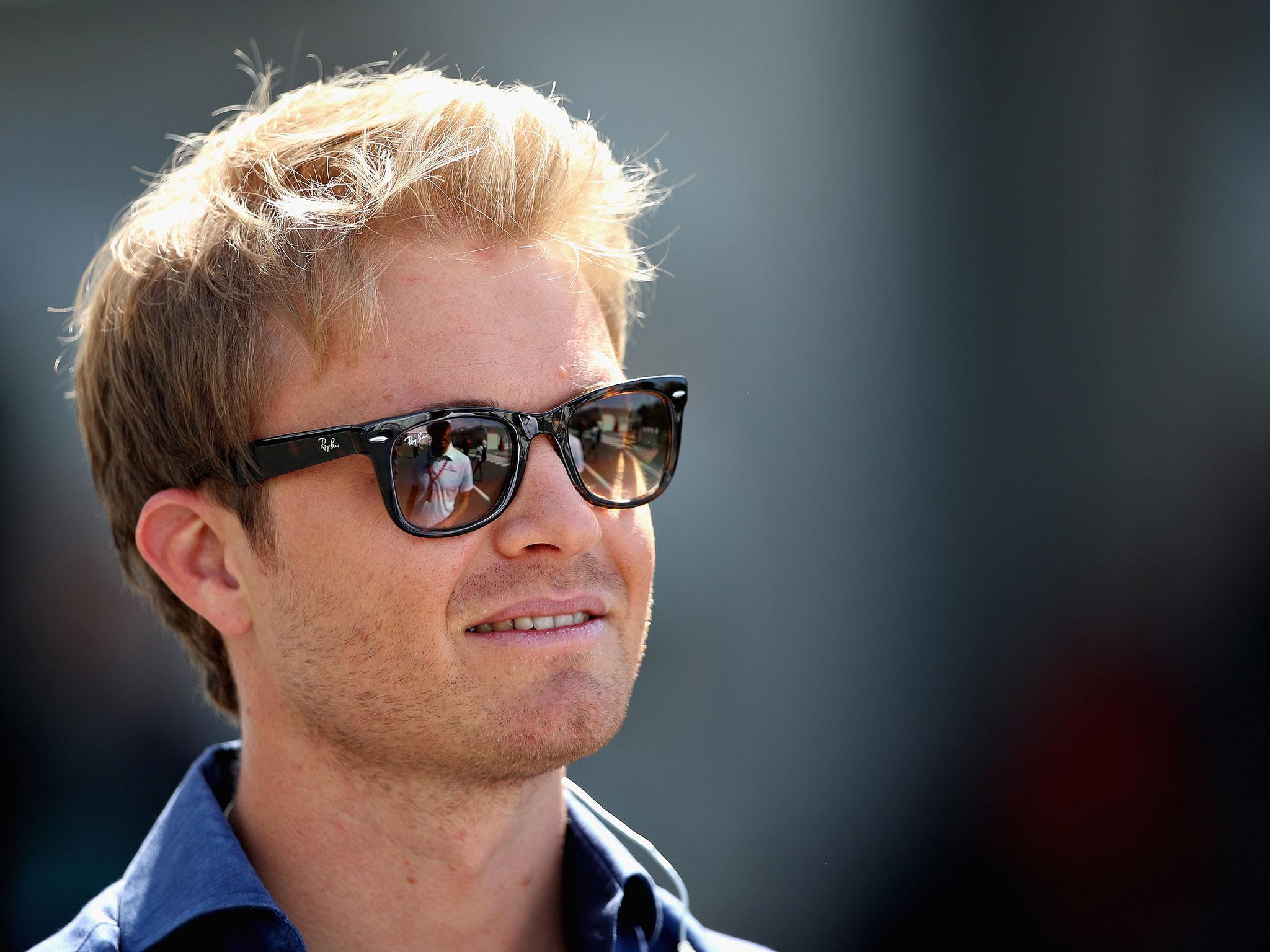 """Rosberg: """"Lewis no mejoró su nivel respecto 2016"""""""