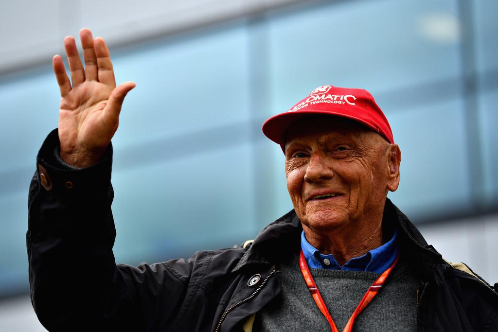 Lauda, un paseo por su historia deportiva