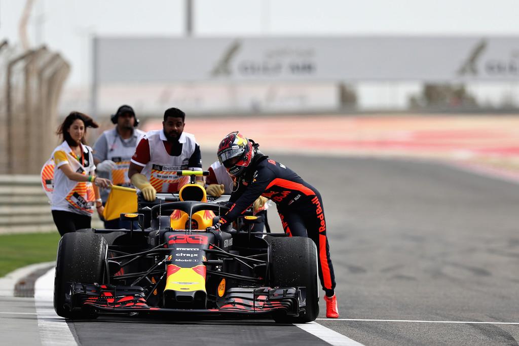 GP de Bahrain: Viernes