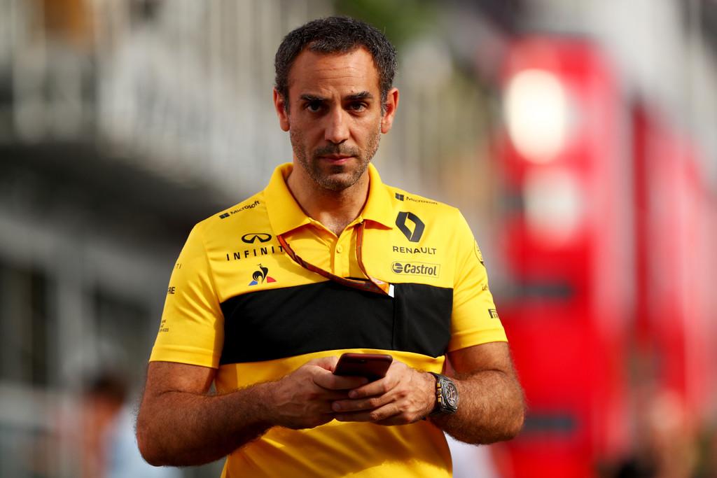 """Cyril Abiteboul:"""" Daniel estará involucrado en el desarrollo del coche"""""""