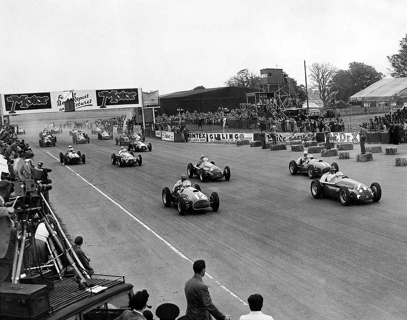 Un Paseo Histórico por los Mejores pilotos de Fórmula Uno de todos los tiempos