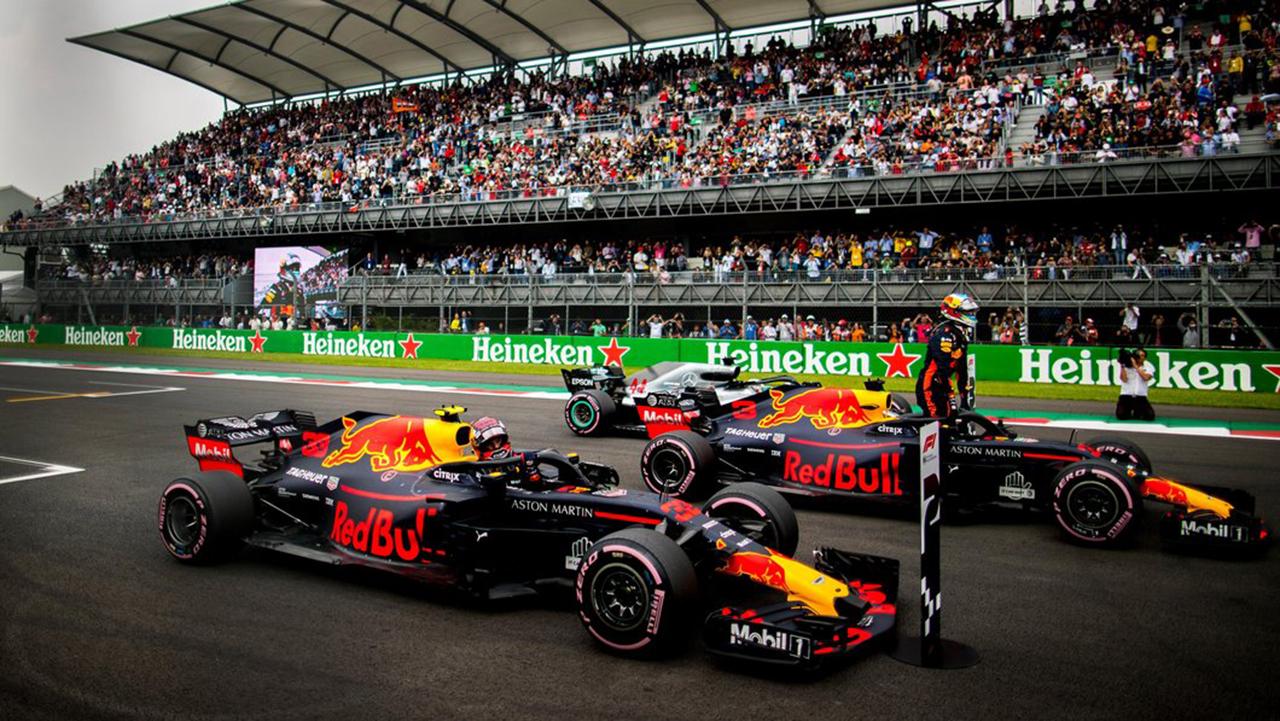 Galería de Imágenes GP de México 2018 Clasificación