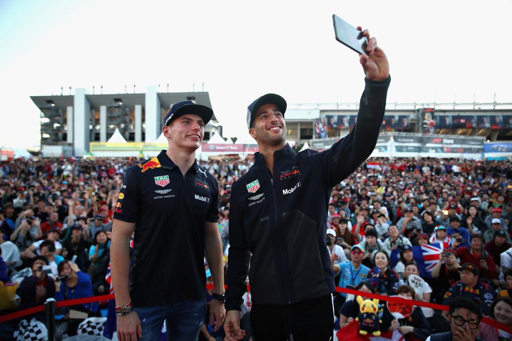 Galería de imágenes Clasificación GP de Japón 2018