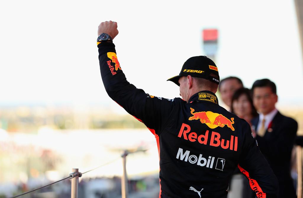 Red Bull Renueva el contrato de Verstappen hasta 2023