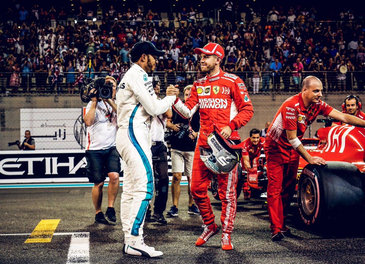 Galería de Imágenes Qualy GP de AbuDhabi 2018