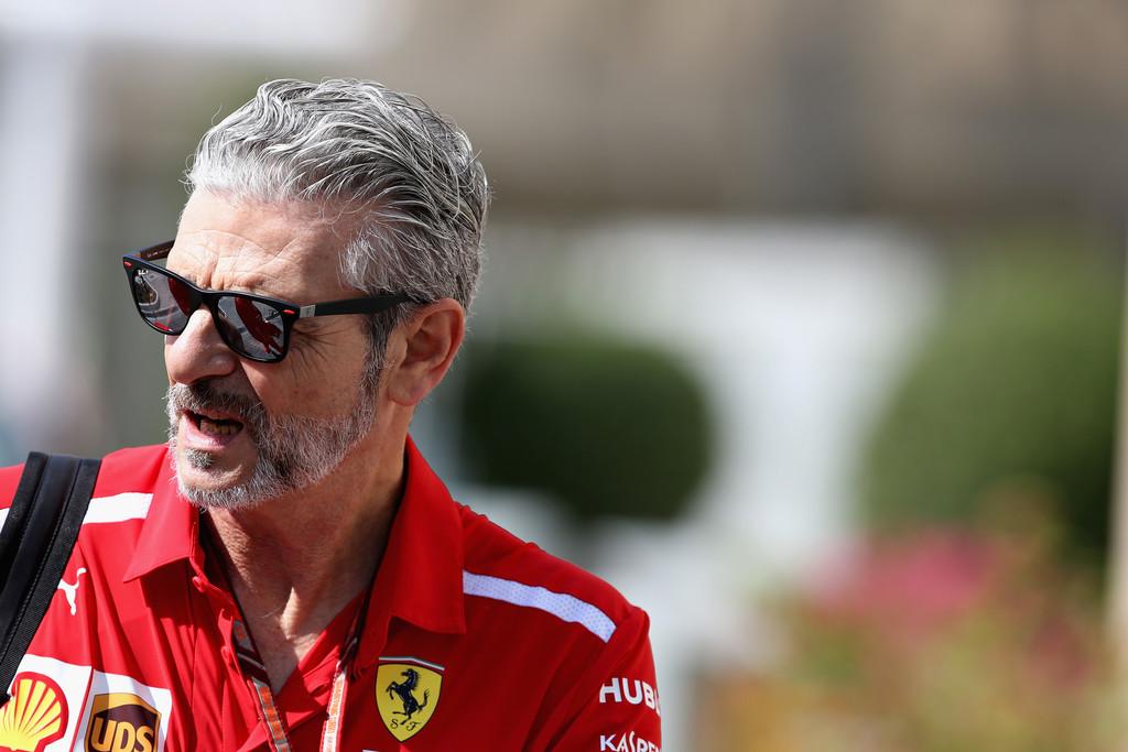 Oficial: Arrivabene deja Ferrari y es reemplazado por Mattia Binotto