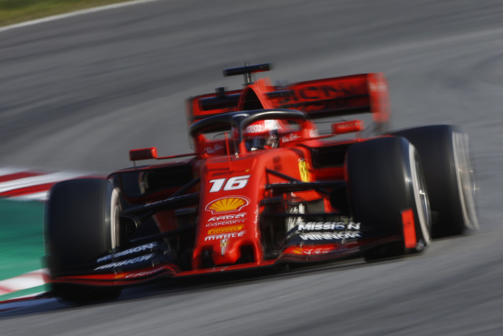 Tests de Pre-Temporada día 7: Ferrari vuelve a asustar, Red Bull accidentado