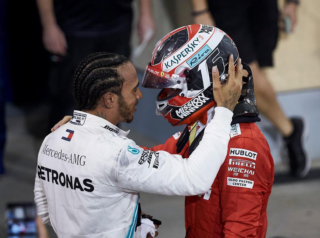 Galería de imágenes GP de Bahrain 2019