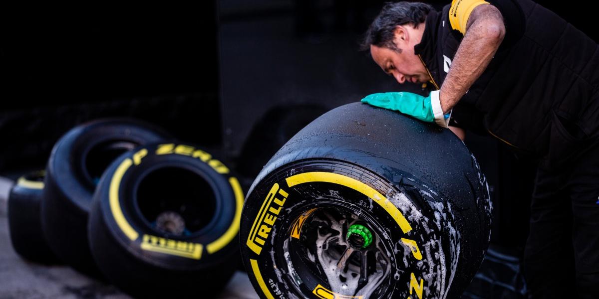 Selección de compuestos Pirelli para Australia por piloto