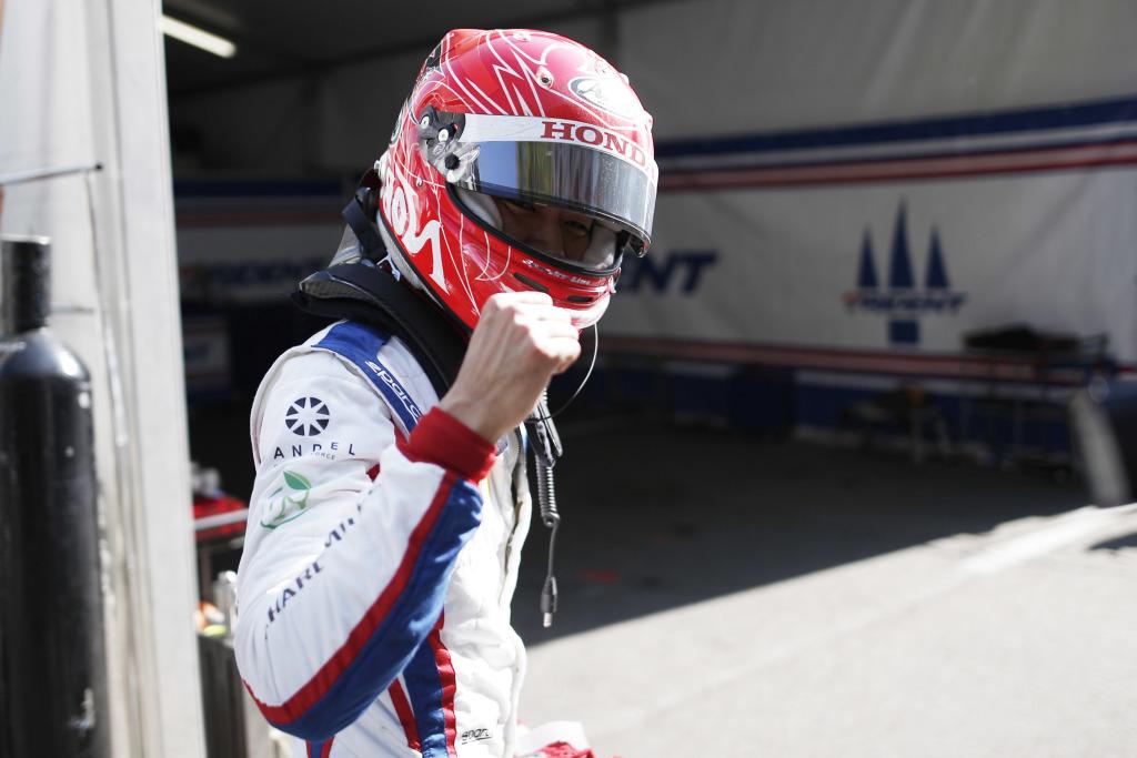 Matsushita se lleva la pole para la ronda 1 de F2 en Baku