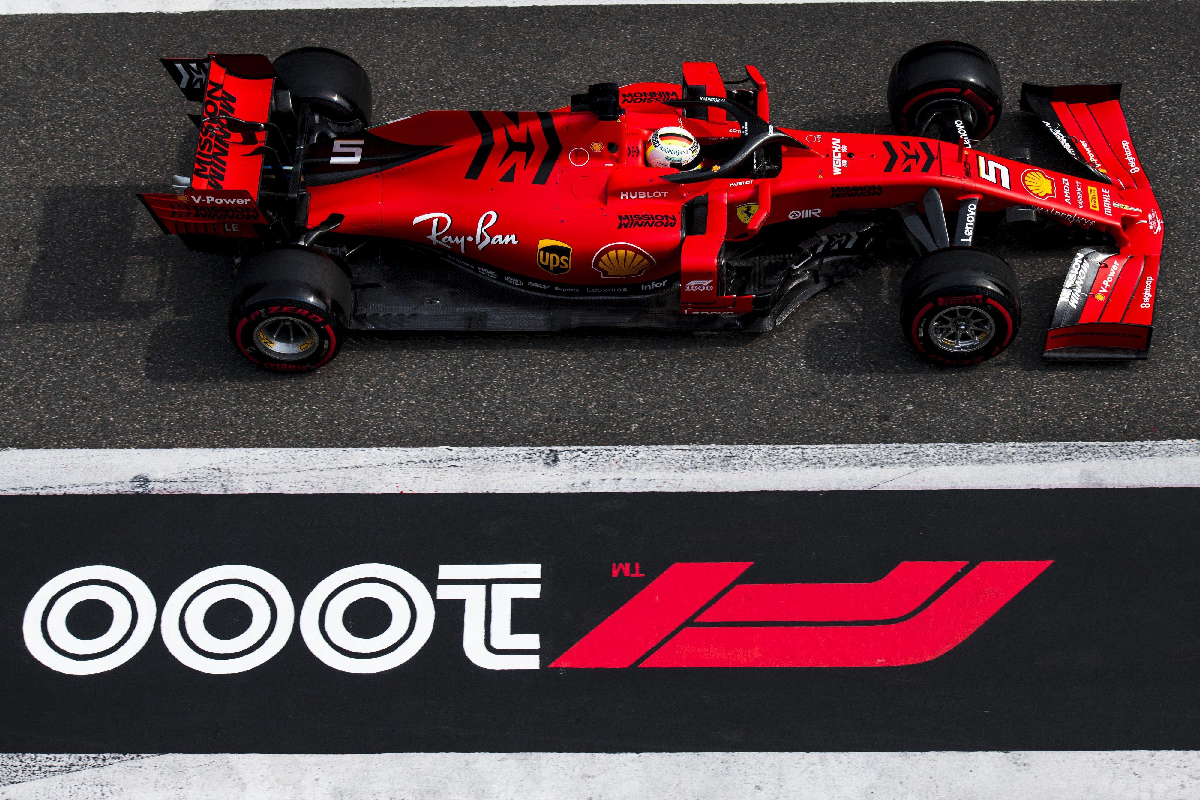 Vettel se defiende luego de las declaraciones de Verstapen