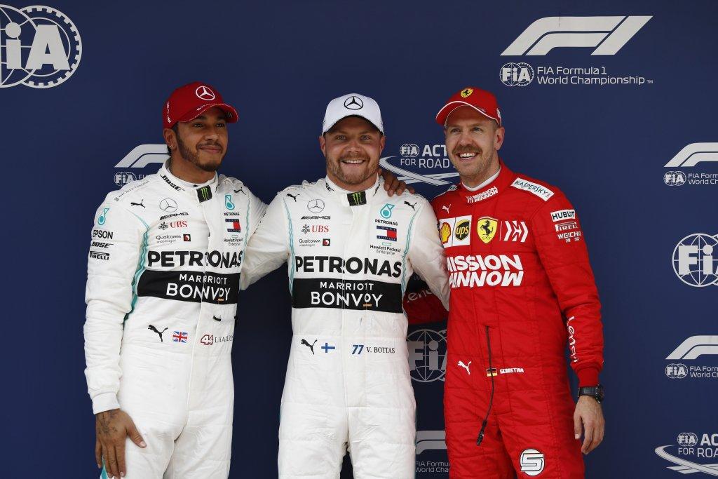 Galería: Clasificación Gran Premio de China 2019