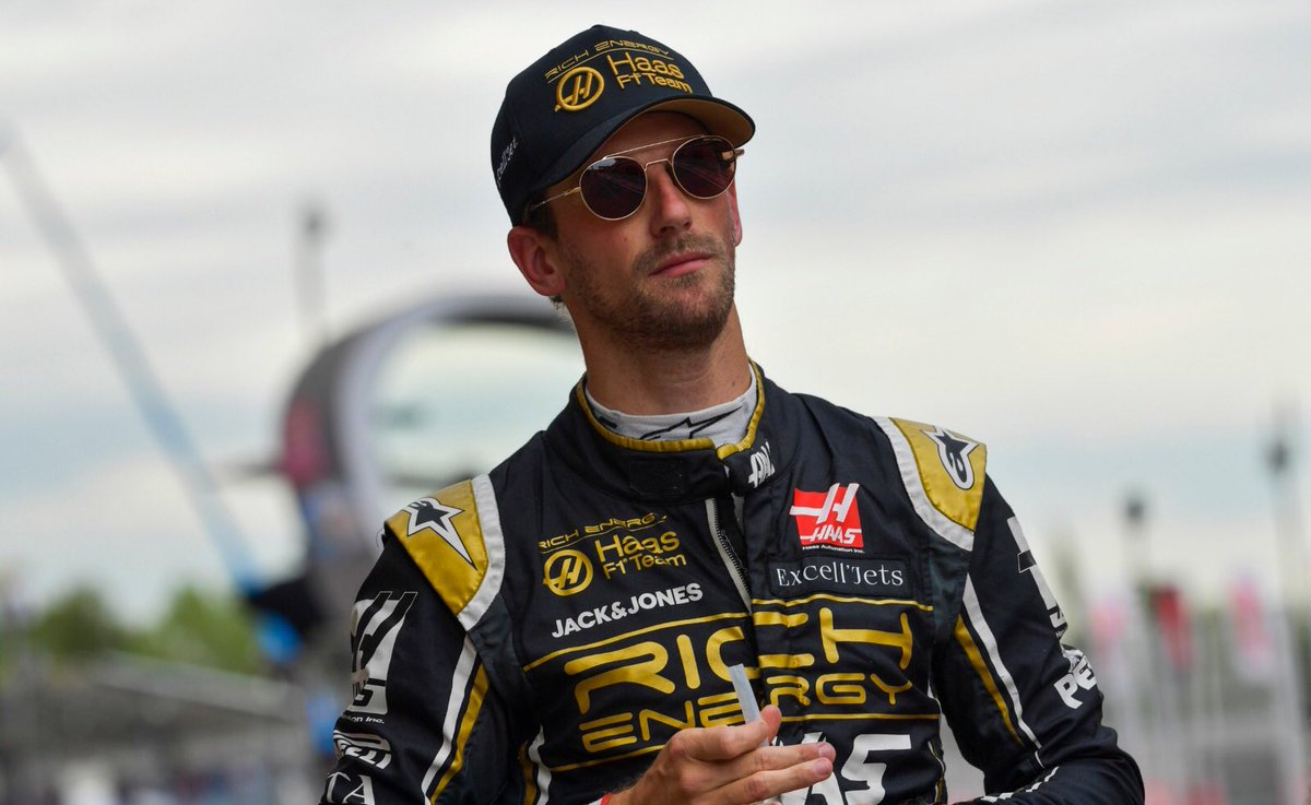 "Romain Grosjean buscará librarse de su ""Mala Suerte"" en Paul Ricard."