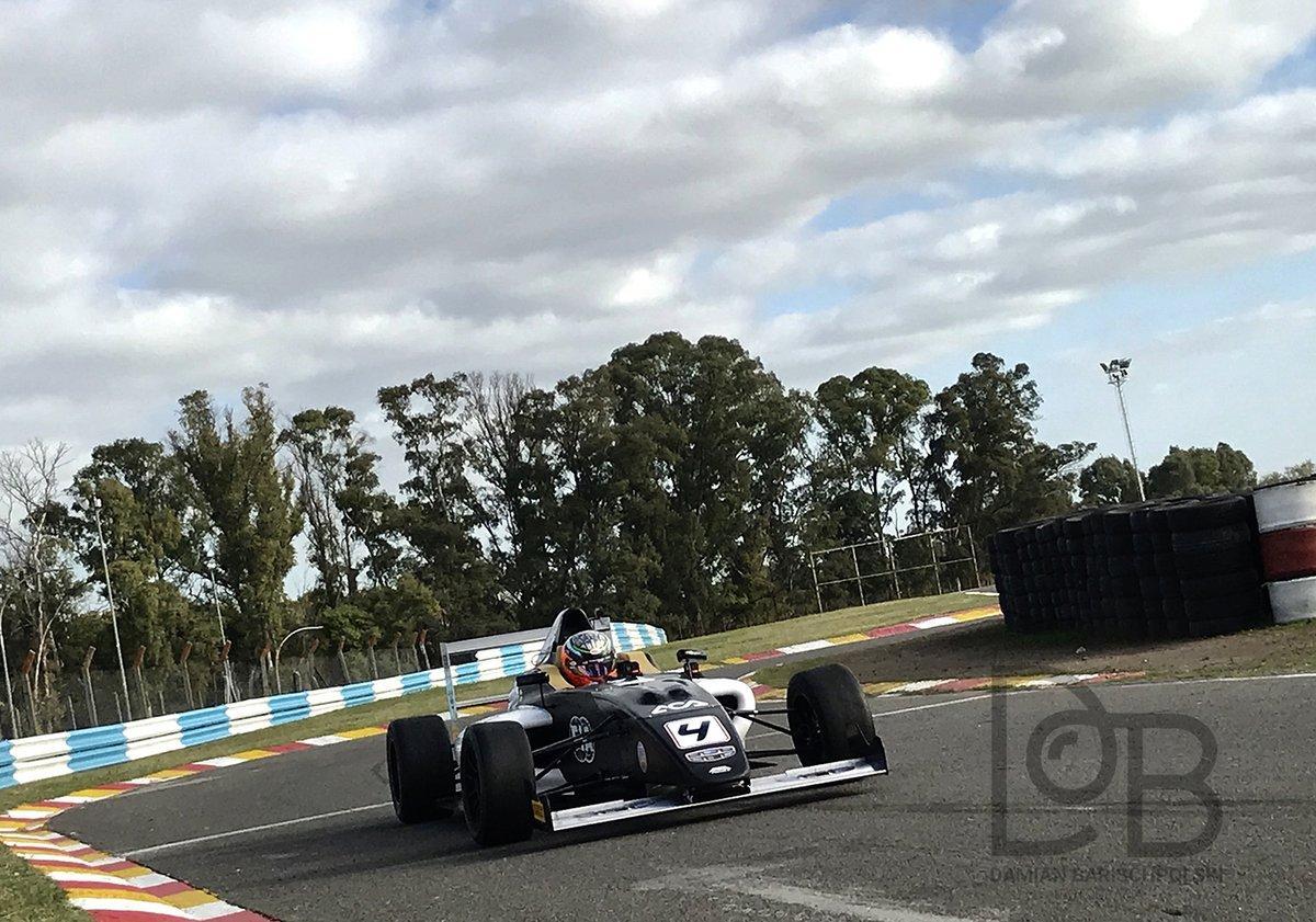 Fórmula 4 Argentina, por Anibal Trelini.