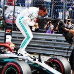 Lewis Hamilton pole en Monaco
