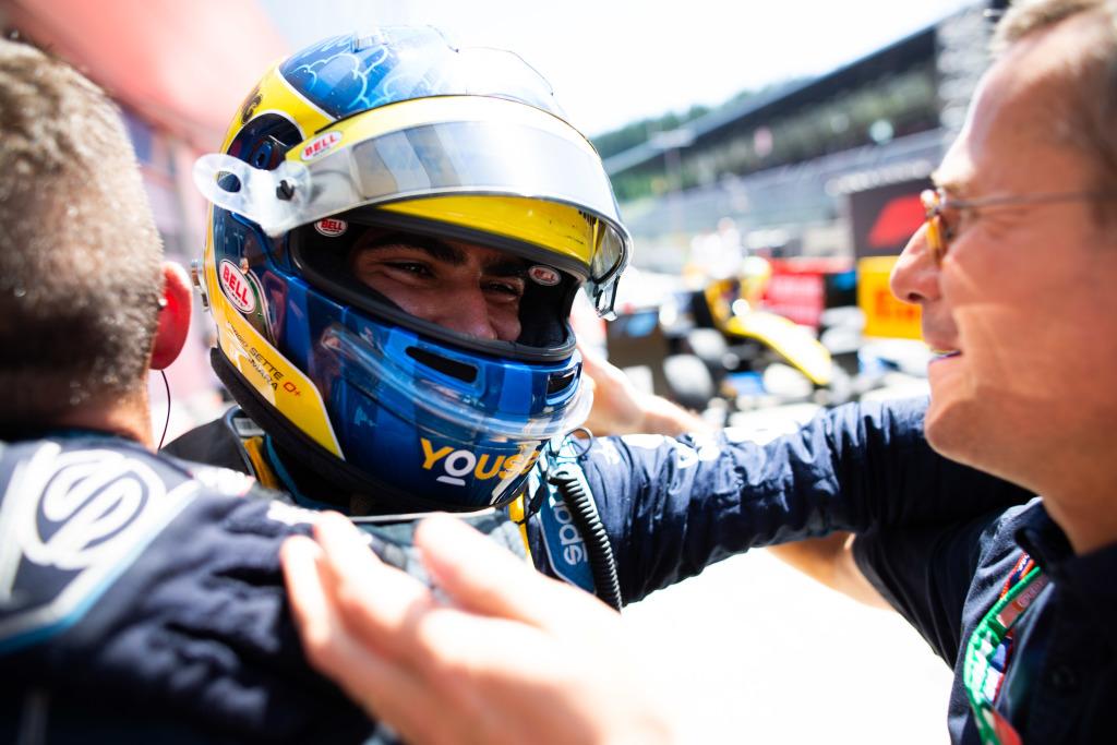 Sette Camara gana la carrera 2 en Austria