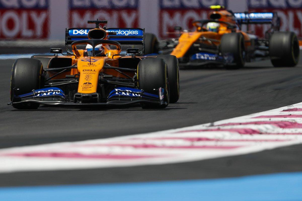 McLaren anuncia el fin de la sociedad con Petrobras