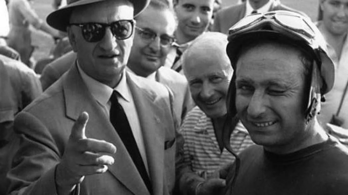 """Fangio """"El verdugo de la rossa"""""""