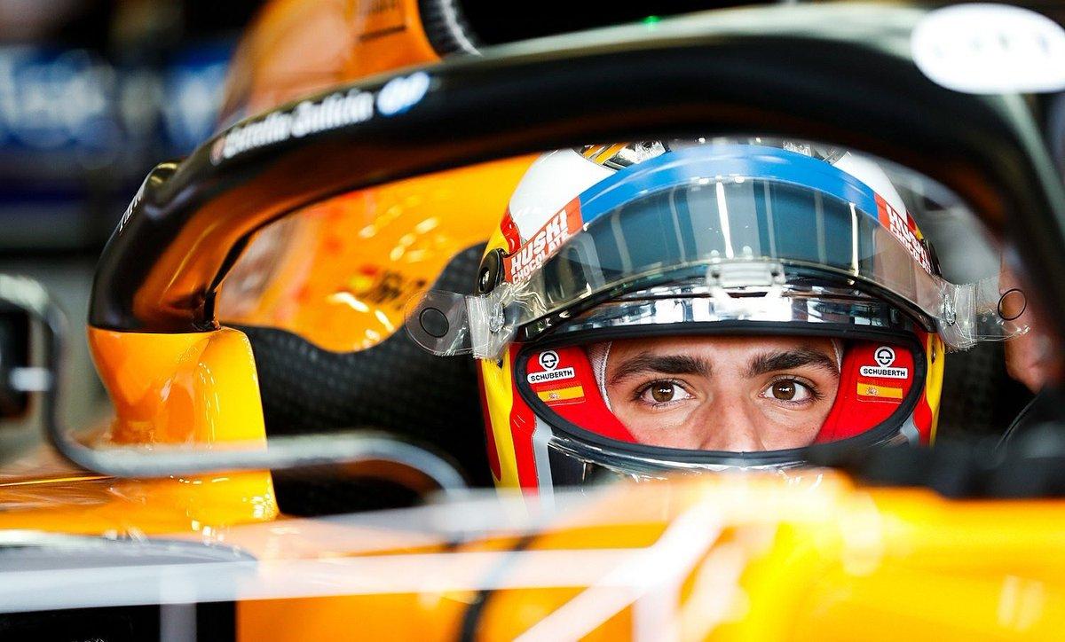 "Sainz:""El segundo quinto consecutivo, estoy felíz"""