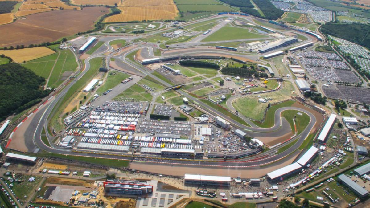 F1 Anuncia a Silverstone en el calendario hasta 2024