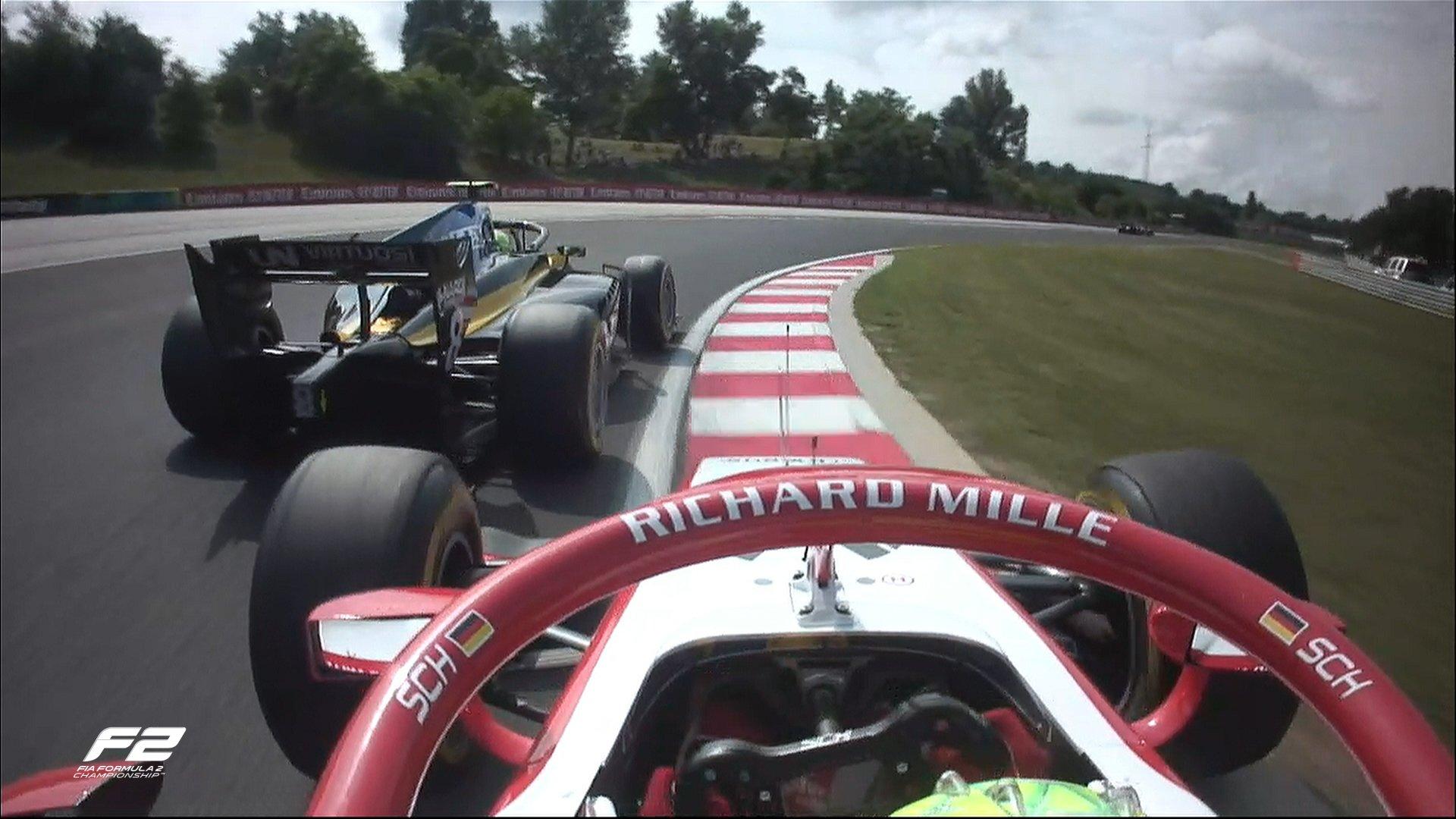 Schumacher Hungaroring