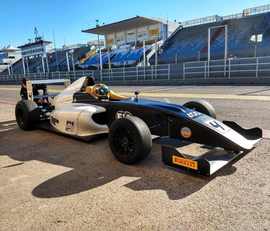 La F4 FIA Argentina continúa con las pruebas en el Gálvez