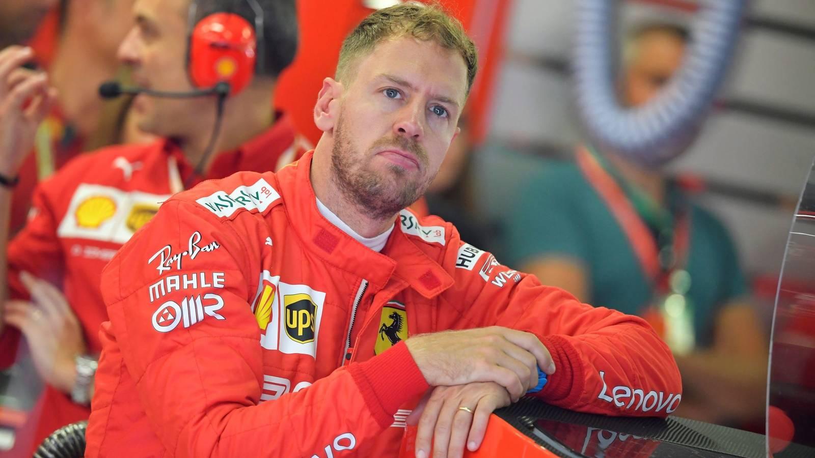 Ferrari y Vettel no renuevan contrato a final de 2020