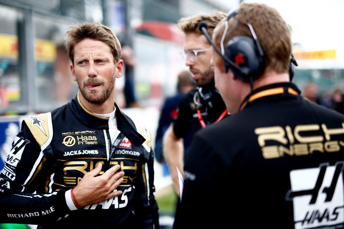 """Grosjean:""""Sería genial regresar a Renault para 2021″"""