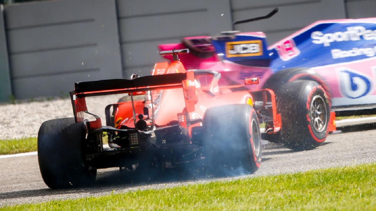 Vettel Italia 2019