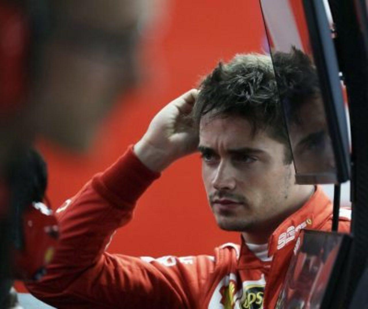 Para Jean Todt , Charles Leclerc ya tiene el potencial para ser campeón, pero le falta el coche.