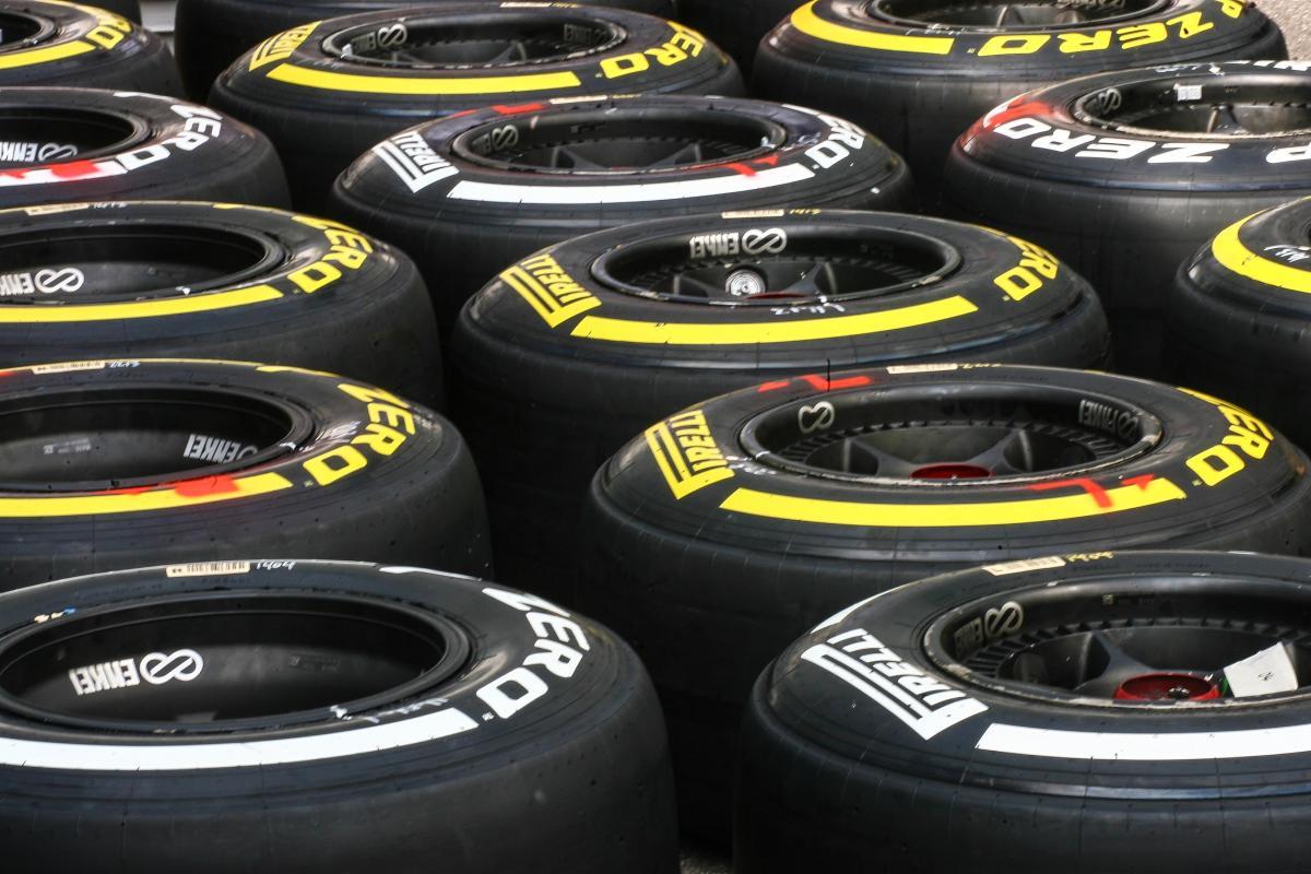 Reporte Pirelli para el Gran Premio de Japón 2019.