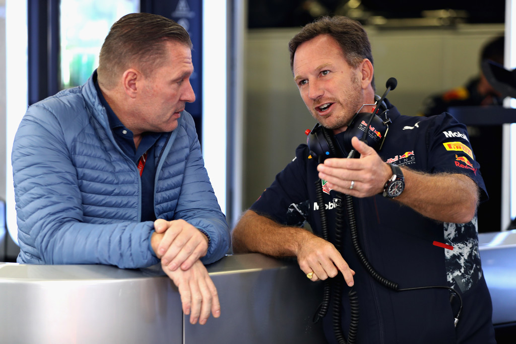 "Jos Verstappen: ""Red Bull no progresa"""