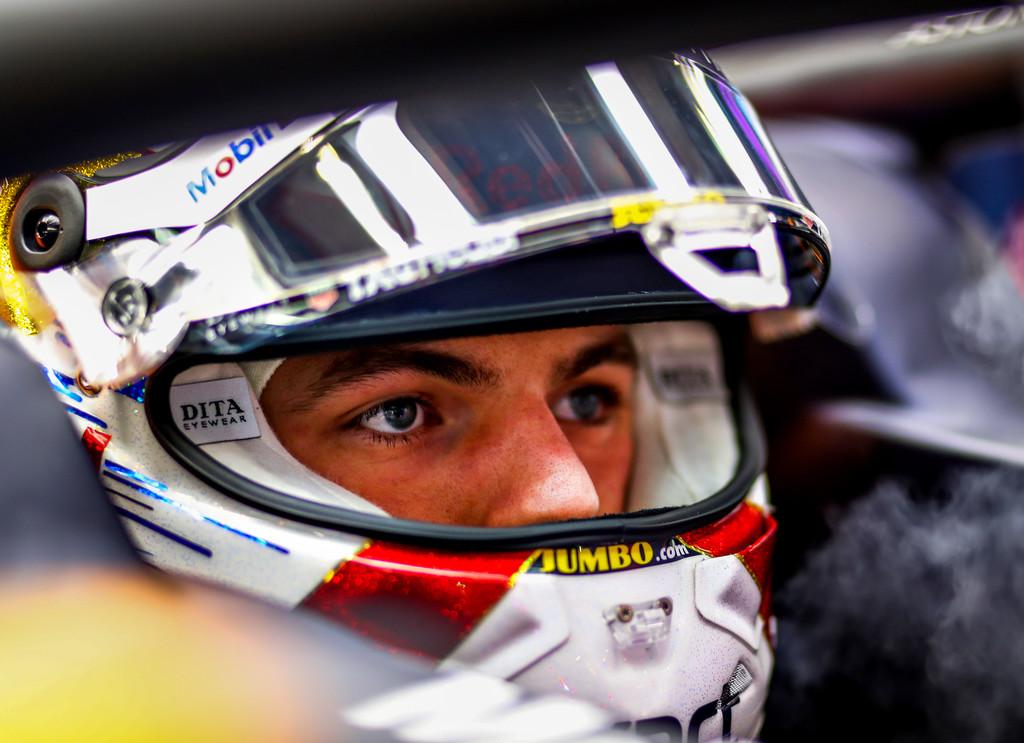 """Verstappen:""""Tengo lista mi lancha rápida"""""""