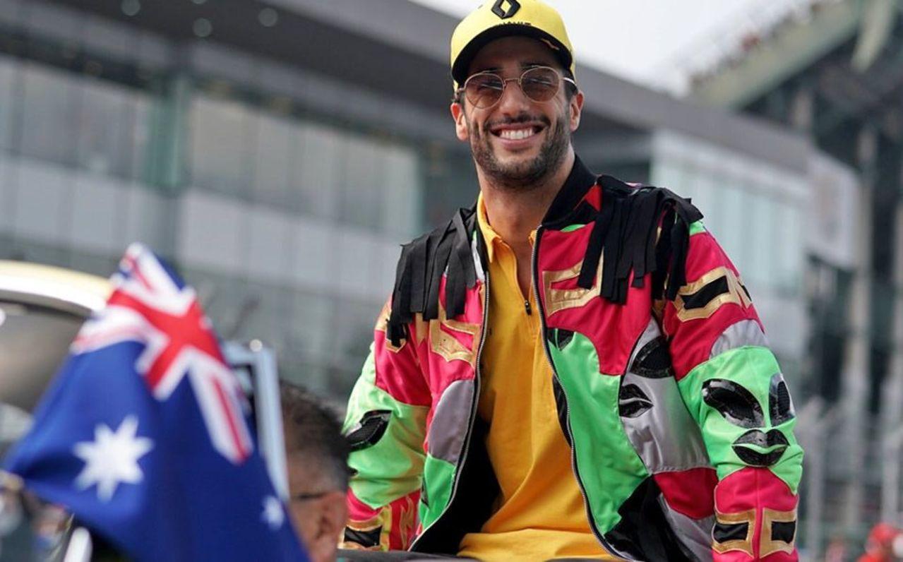 Oficialmente: Daniel Ricciardo será piloto de McLaren en 2021
