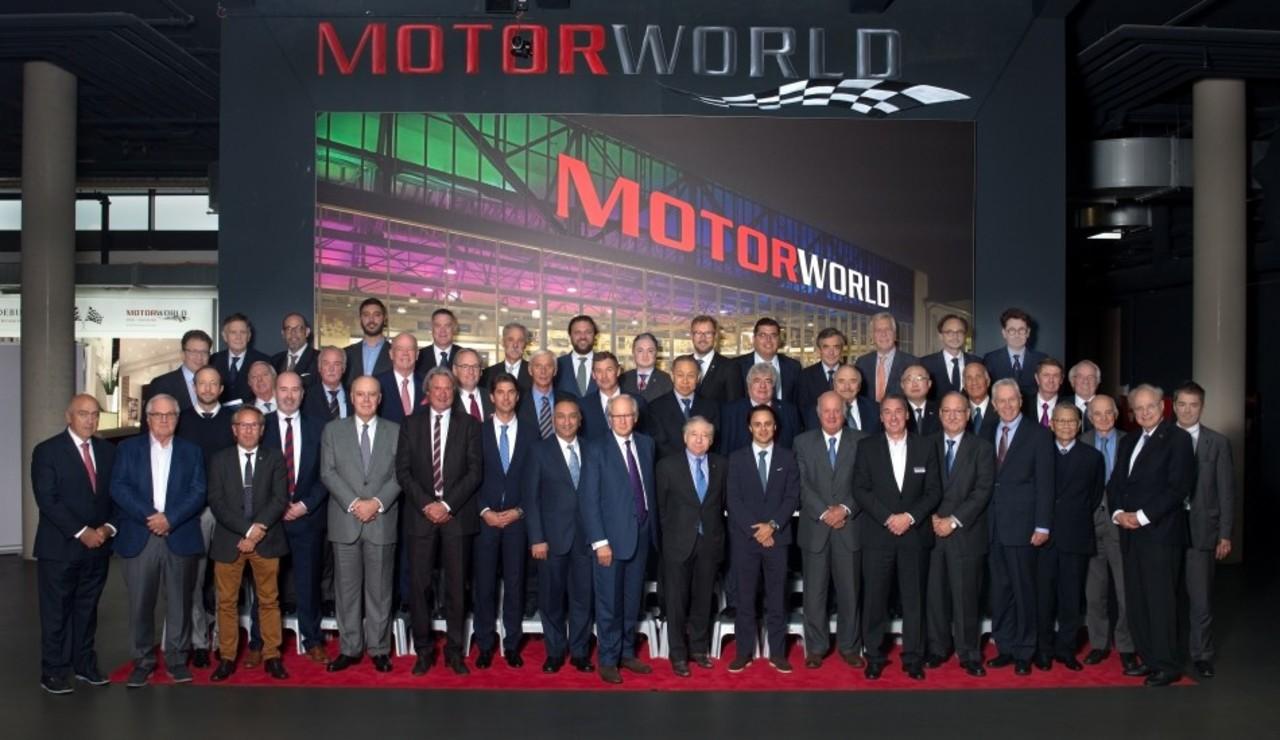 FIA anunció oficialmente 22 carreras en 2020