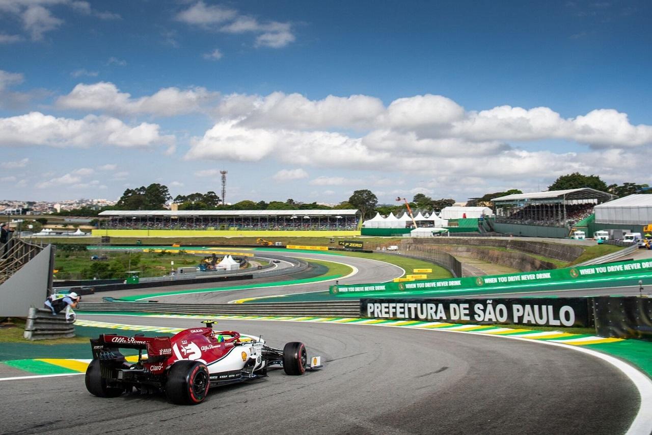 Alfa Romeo y un gran resultado en Brasil