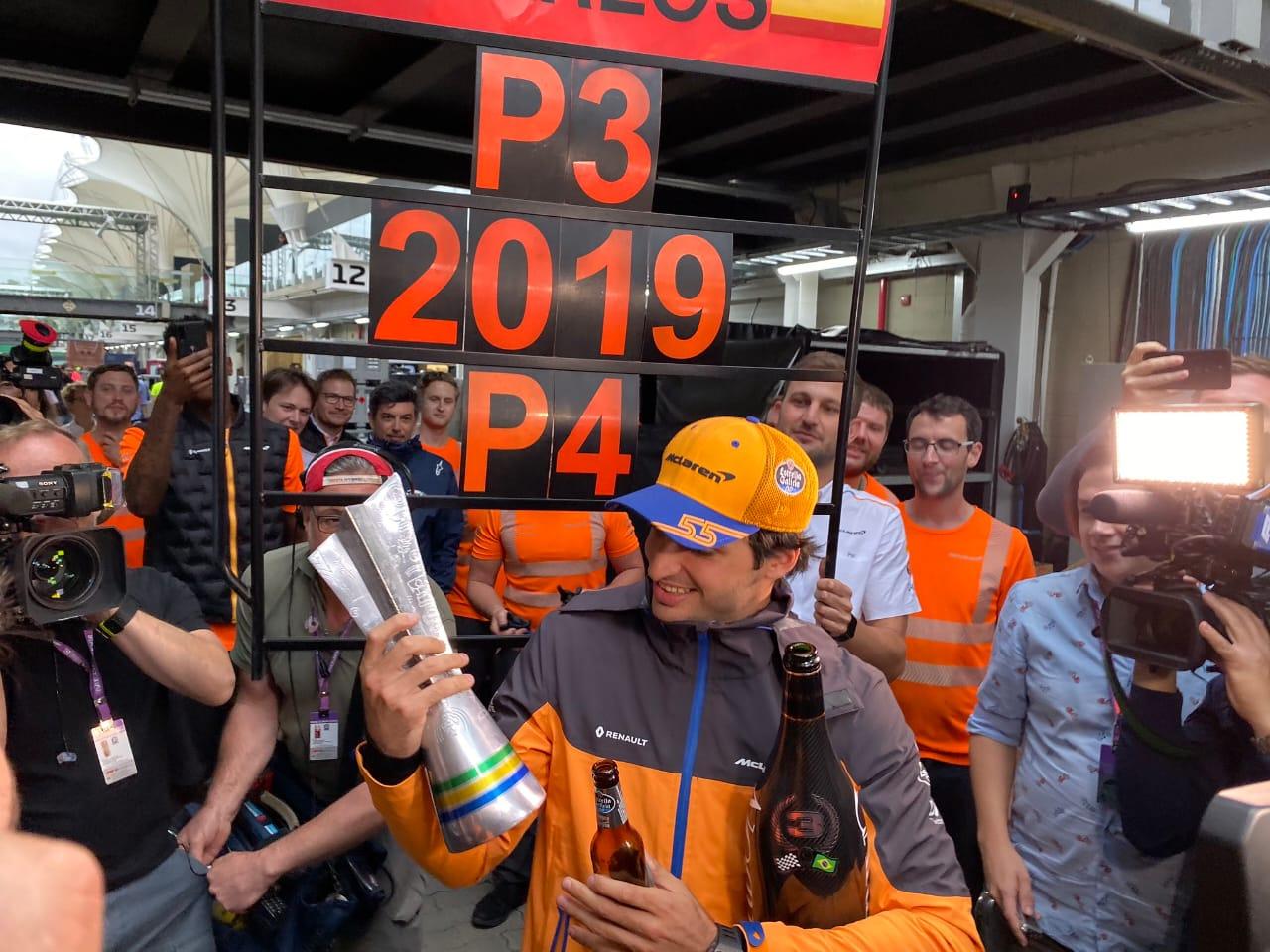 Carlos Sainz (Foto McLaren)
