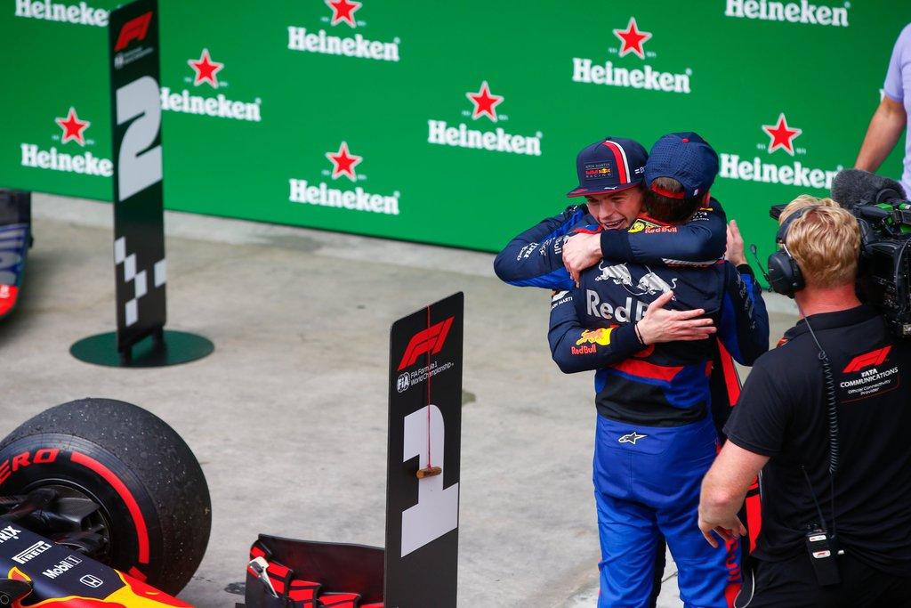 Verstappen Gana un increíble Gran Premio de Brasil