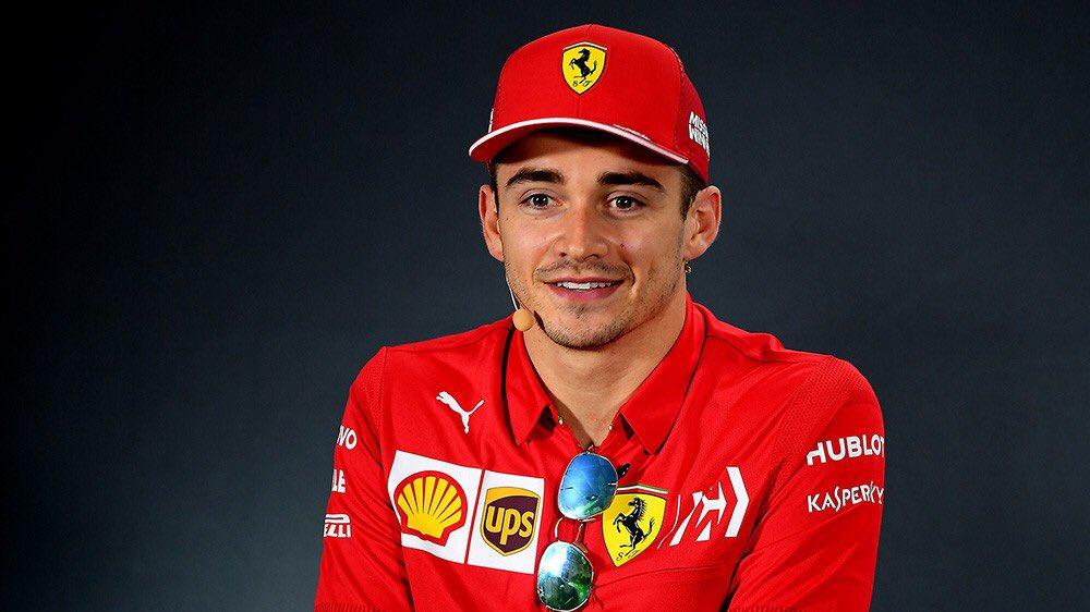 """Leclerc:"""" No creo que el coche sea muy diferente al que llevamos a Australia"""""""