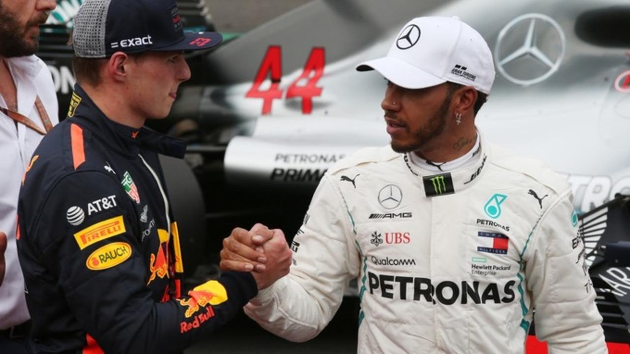 """Hamilton sobre Verstappen:""""Él es un futuro campeón"""""""