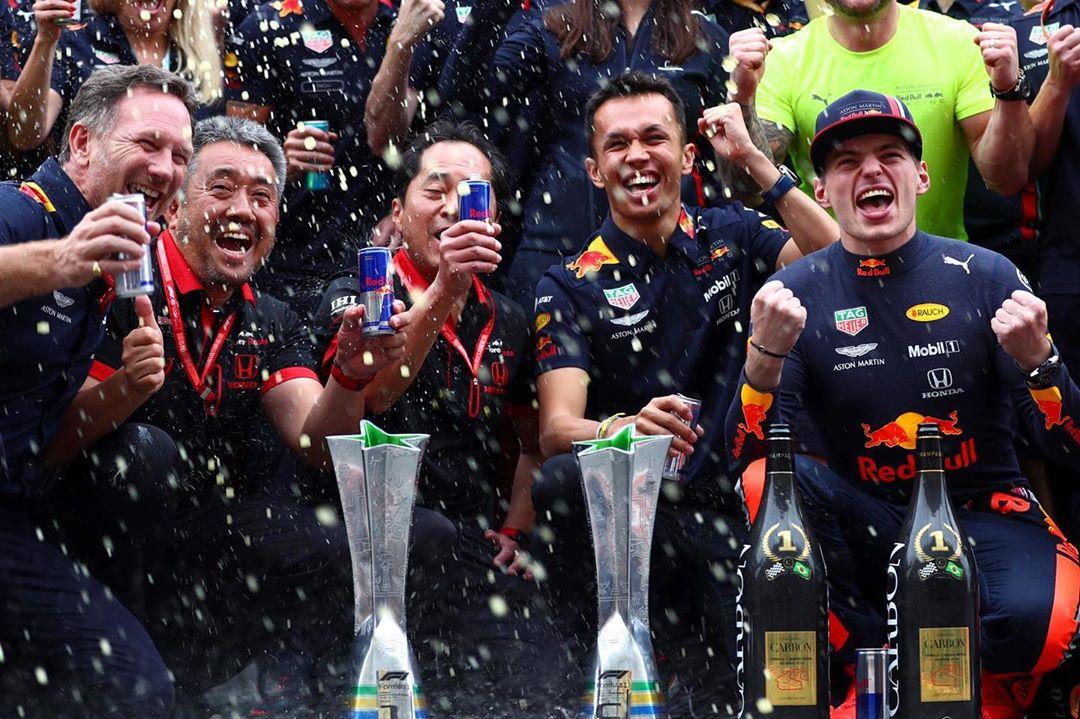 Red Bull orgulloso de los avances de Honda